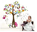 Walplus Kid Angels Tree Home Flowers...