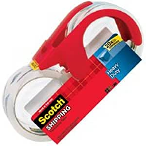 scotch packing tape dispenser instructions video