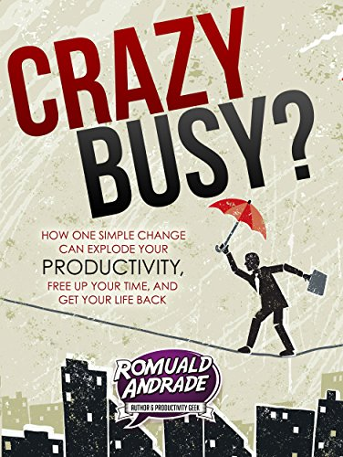 CrazyBusy? by Romuald Andrade ebook deal
