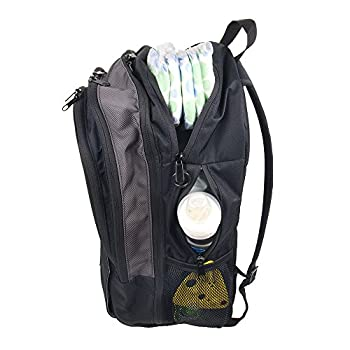DadGear Backpack Diaper Bag - Solid Black 2