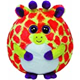 Ty Beanie Ballz Toby Orange Giraffe Regular Plush