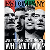 Audible Fast Company, November 2011 | [Fast Company]