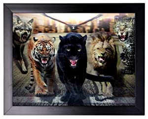 Iconic 3D High Definition Wall Art 44x34cm - Luxury Unique Christmas ...