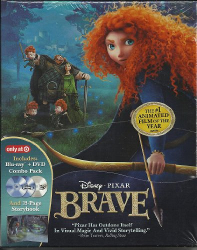 Brave (Three-Disc Collectors Edition: Blu-ray / DVD with 32 page StoryBook)