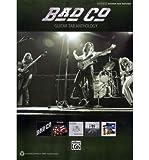 img - for [(Bad Company Guitar Tab Anthology )] [Author: Bad Company] [Aug-2011] book / textbook / text book