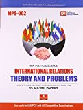 MPS-02 International Relation: Theory and Problems