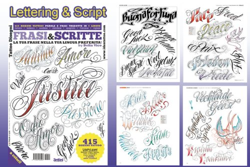 Script Writing Tattoos Letters Lettering Script Writing