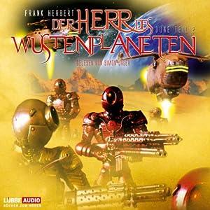 Der Herr des Wüstenplaneten (Dune 2) Hörbuch