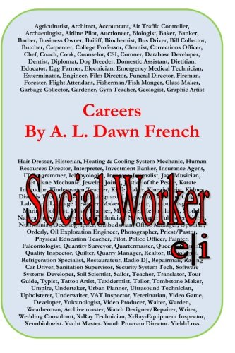 Careers: Social Worker