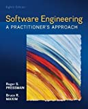 img - for Software Engineering: A Practitioner's Approach 8th by Pressman, Roger, Maxim, Bruce (2014) Hardcover book / textbook / text book