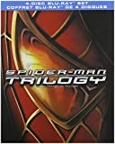 Spider-Man (2002) / Spider-Man 2 (2004) / Spider-Man 3 (2007) Multi Feature Bilingual - UltraViolet [Blu-ray]