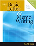 img - for Basic Letter and Memo Writing book / textbook / text book