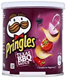 Pringles Texas BBQ Sauce 40 g (Pack of 12)