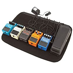 Powered Pedalboard Case from johnson