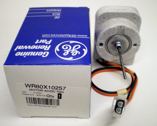 shopping general electric wr60x10257 evaporator fan motor