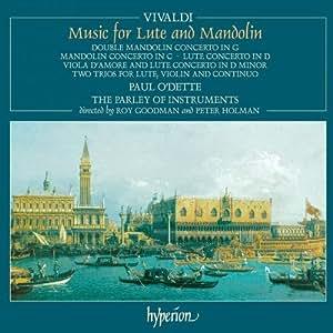 Music for Lute & Mandolin