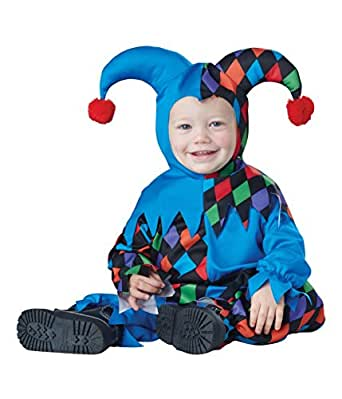 Little Jester Infant Baby Costume