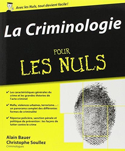 La-Criminologie-pour-les-Nuls