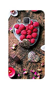 SWAG my CASE Printed Back Cover for Samsung Galaxy J2