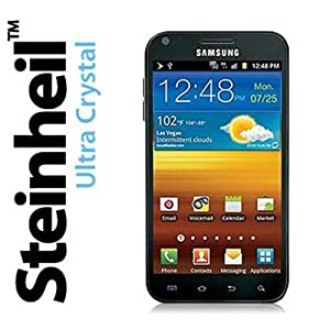 SGP Samsung Galaxy S2/ Epic 4G Touch [Sprint] Screen Protector Steinheil Series [Ultra Crystal]