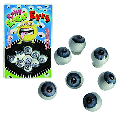 Funny Joke Sticky Eyes - Boys, Boys & Girl, Girls, Childrens, Childs, Kids Top, Best, Selling Traditional, Classic Game, Toy - Perfect Gift, Present For Xmas, Christmas