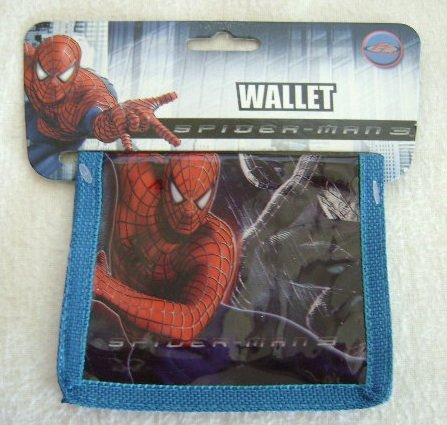 SPIDERMAN 3 WALLET - 1
