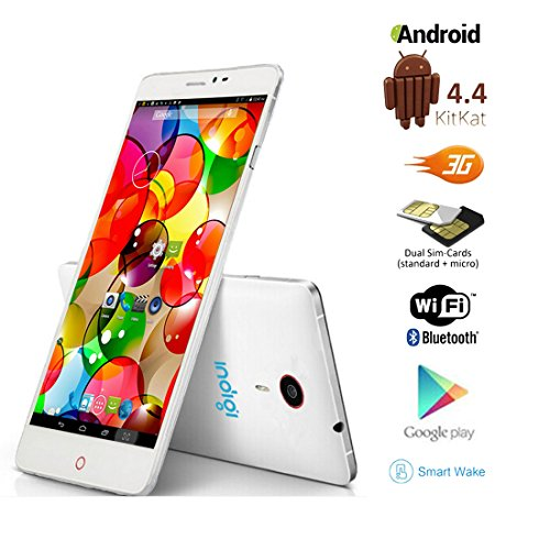 Indigireg 55 unlocked smartphones 3G DualSim DualCore Photo