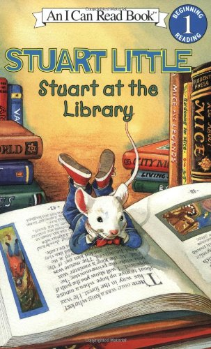 Stuart at the Library (I Can Read Book 1)