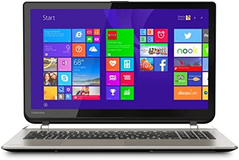 Toshiba Satellite S55T-B5150 15.6-Inch Touchscreen Laptop