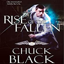 Rise of the Fallen: Wars of the Realm, Book 2 (       UNABRIDGED) by Chuck Black Narrated by Michael Orenstein, Leanne Bell