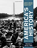 img - for America's History, Volume 2: Since 1865 book / textbook / text book