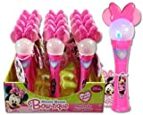 Disney Minnie'S Mouse Bowtique Microphone (12 Pack)