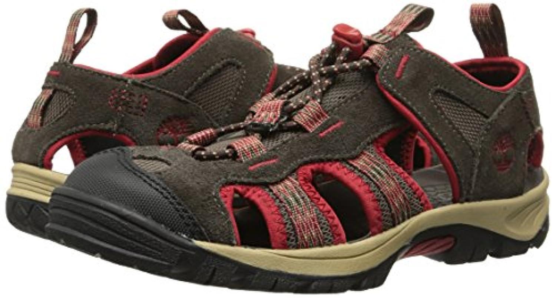 timberland adventure seeker 2strap little kids sandals pink tb02478a 3 m us