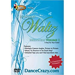 Waltz Dance Volume 1: Dance Lessons DVD Guide To Dancing The Waltz [1 of 2]