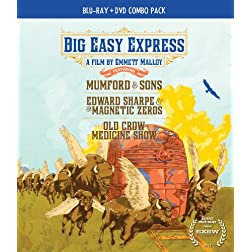 Big Easy Express [Blu-ray+DVD]