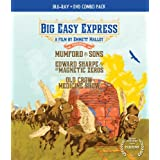 Big Easy Express [Blu-ray+DVD] ~ Mumford & Sons