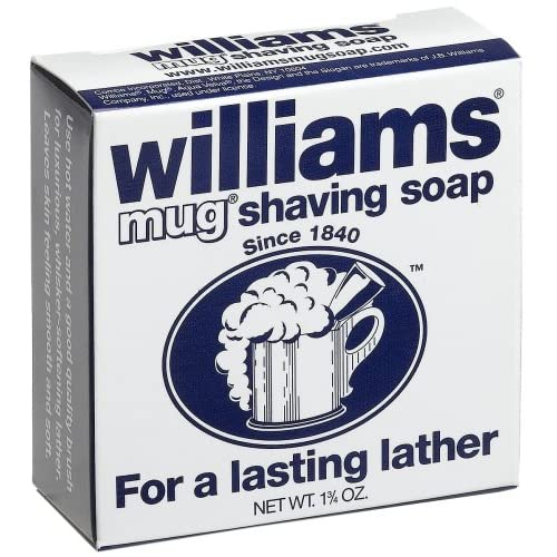 Williams Mug Shaving Soap - 1.75 oz sale 2015