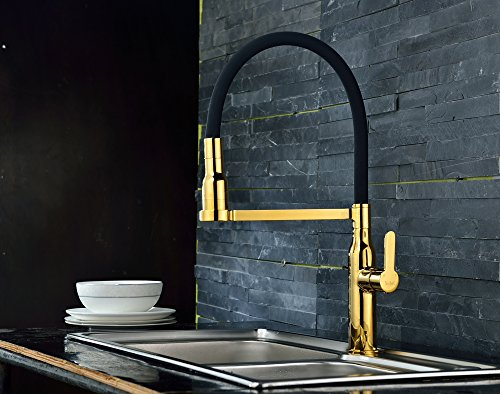 s-r-sunrise-gold-two-sprayer-single-lever-spring-spout-pull-out-sprayer-kitchen-taps-lead-free-solid