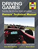 Haynes Book Driving Games Manual (Paperback) The ultimate guide to all car-based computer and video games Including AA Microfibre Magic Mitt