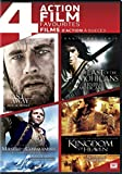 Castaway / Last of The Mohicans / Master And  Commander / Kingdom of Heaven (Bilingual)