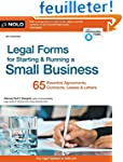 Legal Forms for Starting & Running a...