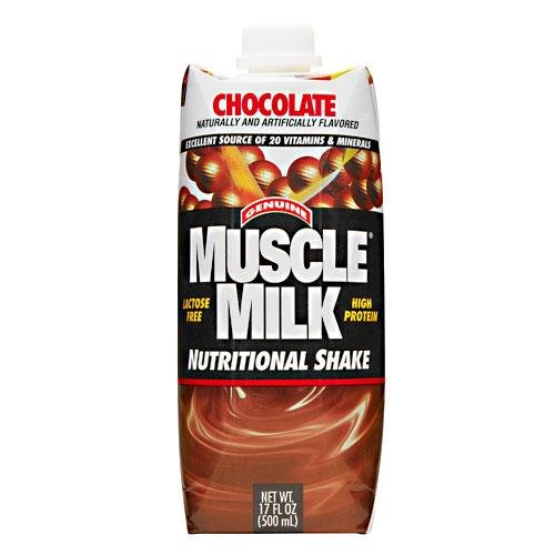 Cytosport Muscle Milk RTD 12 rtds Chocolate