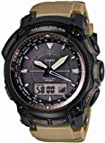 Casio Protrek Tough Movement Tough Solar Multiband6 Watch PRW-5050BN-5