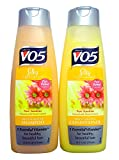 Alberto V05 Silky Experiences Moisturizing Shampoo (12.5 FL OZ) and Moisturizing Conditioner (12.5 FL OZ)