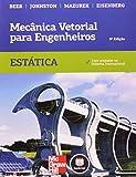 Mecânica Vetorial Para Engenheiros. Estática - 9788580550467