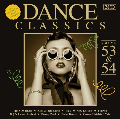 VA-Dance Classics 53 And 54-2CD-2013-wAx Download