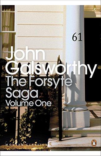 The Forsyte Saga, Volume One