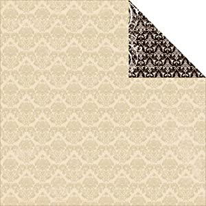 """On This Day Double-Sided Cardstock 12""""X12""""-Mr. & Mrs.  20 per pack"""