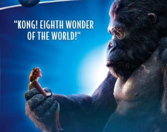 キング・コング(AR Oリング仕様)(初回生産限定) [Blu-ray]