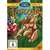 "Tarzan (Special Collection) (2 DVDs) [Special Edition]von ""Edgar Rice Burroughs"""